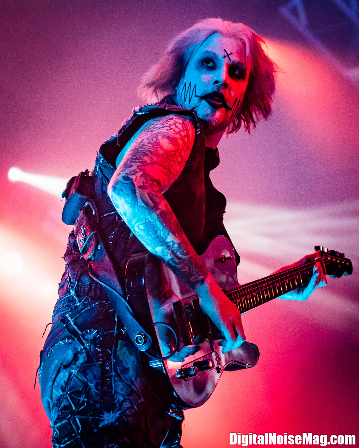 Rob Zombie at The Sands Event Center – Digital Noise Magazine